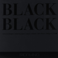Savior-Faire Fabriano Black Paper