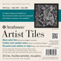 Strathmore Artist Tiles - Black